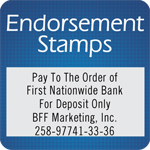 Endorsement Stamps