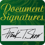 Document Signatures