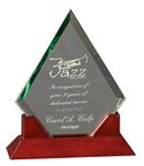 5C1803 - 5C1803 - 9-1/2` Prestige Diamond Glass
