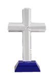 "5C2702 - 5C2702 - 9"" Crystal Cross"