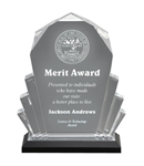 "5C3001 - 5C3001 - 8"" Impress Acrylic Award"
