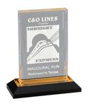 "5C3002 - 5C3002 - 7"" Impress Acrylic Award"