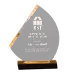 """5C3101 - 5C3101 - 9"""" Reflection Acrylic Award"""