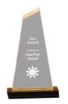 """5C3102 - 5C3102 - 10"""" Reflection Acrylic Award"""
