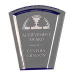 "5C3502 - 5C3502 - 8"" Halo Acrylic Award"