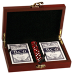 5C4401 - 5C4401 - Card and Dice Gift Set