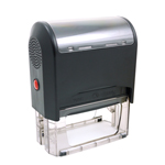 42A4078 - ExcelMark Self Inking Stamp 4078<br>1-9/16` x 3-1/16`