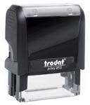 "TR4912 - Trodat 4912 Self-Inking Stamp <br>11/16"" x 1-13/16"""