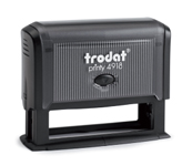 "TR4918 - Trodat 4918 Self-Inking Stamp <br>5/8"" x 3"""