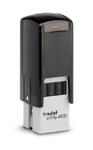 "TR4921 - Trodat 4921 Square Self-Inking Stamp <br>1/2"" x 1/2"""