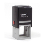 "TR4924 - Trodat 4924 Square Self-Inking Stamp <br>1-5/8"" x 1-5/8"""