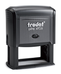 TR4926 - Trodat 4926 Self-Inking Stamp <br>1-1/2 x3""