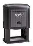 "TR4927 - Trodat 4927 Self-Inking Stamp <br>1-9/16"" x 2-3/8"""