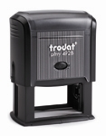"TR4928 - Trodat 4928 Self-Inking Stamp <br>1-5/16""x 2-3/8"""