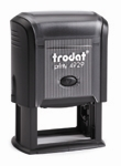 "TR4929 - Trodat 4929 Self-Inking Stamp <br>1-3/8"" x 2"""