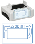 STOCK IMPRESSION FRAME - Stock Impression Frame - PAID, RECEIVED, OR FAXED