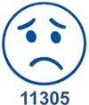 11305 - 11305 - Sad Face