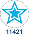 11421 - 11421 - Star