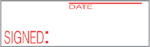 1826 - 1826 - Signed:  Date